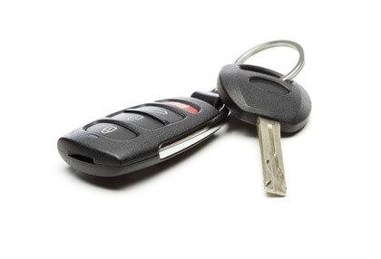 Laser Cut Car Key